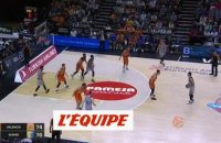 Moscou s'incline à Valence - Basket - Euroligue