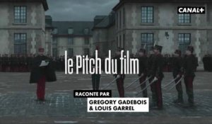 J'accuse - Le Pitch du Film par Grégory Gadebois et Louis Garrel
