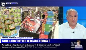 Story 4 : Faut-il boycotter le Black Friday ? - 28/11