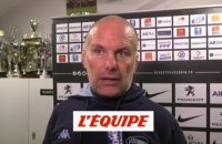 Bru «On va se retrousser les manches» - Rugby - Top 14 - Bayonne