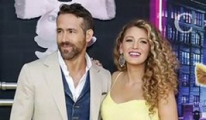 Le couple de le semaine Ryan Reynolds & Blake Lively
