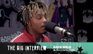 Juice Wrld Shares the Origin Behind his Name