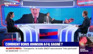 Story 2 : Boris Johnson, comment a-t-il gagné ? - 13/12