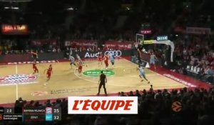 Le Bayern s'impose face au Zénith - Basket - Euroligue