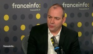 Laurent Berger invité de franceinfo