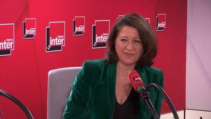 Agnes Buzyn Ministre Des Solidarites Et De La Sante Jean Paul