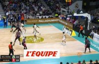 Comeback du Real Madrid contre Milan - Basket - Euroligue (H)
