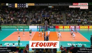 La France s'incline face à la Bulgarie - Volley - TQO Berlin
