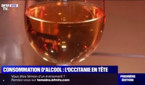 Où boit-on le plus d'alcool en France?