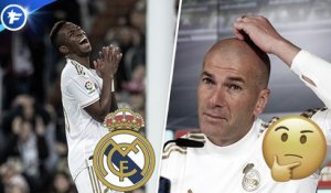 Le Real Madrid pourrait laisser filer Vinicius Junior, la déclaration d'Eden Hazard à Zinedine Zidane