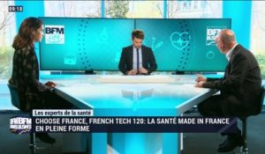 Choose France, French Tech 120: la santé Made in France en pleine forme - 25/01