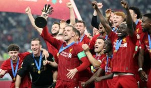 Liverpool champion du monde des clubs 2019