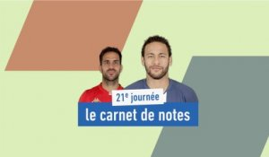 De Neymar à Fabregas, le carnet de notes de la 21e journée - Foot - L1