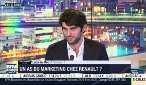 Les coulisses du biz: Un As du marketing chez Renault ? - 28/01