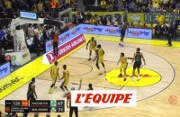 Le Real Madrid s'impose face au Maccabi Tel-Aviv - Basket - Euroligue - 22e j.