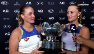 "Mladenovic : ""Un match incroyable"""
