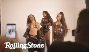 The Rolling Stone Cover: SZA, Megan Thee Stallion, Normani