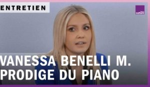 Vanessa Benelli Mosell, pianissimo