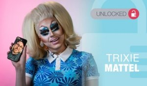 Unlocked: Trixie Mattel Reveals Her Personality Behind Her Phone