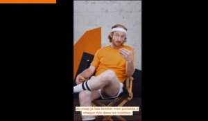 #Workout - Interview - Orange