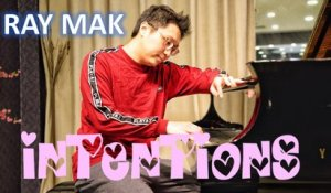 Justin Bieber ft. Quavo - Intentions Piano by Ray Mak