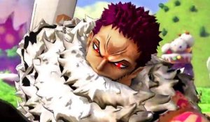 ONE PIECE Pirate Warriors 4 Characters Bande Annonce