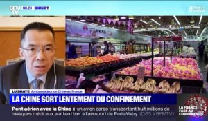 La Chine sort lentement du confinement - 31/03
