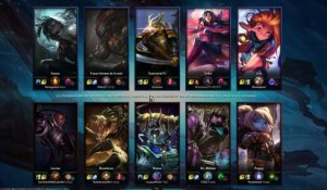 League of legends une aram catastrophique