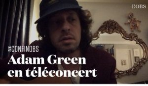 Téléconcert : Adam Green gratte « Freeze My Love » depuis son salon à Brooklyn