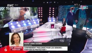 Confinement prolongé pour les séniors : punition ou protection ? - 16/04