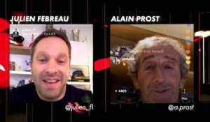 Discussion avec... Alain Prost (en live sur Instagram !)