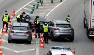 Un confinement efficace contre les accidents de la route