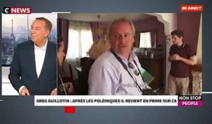 "Greg Guillotin invité de ""Morandini Live"" sur CNews et Non Stop People - VIDEO"