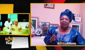 AFRICA AT HOME - PATIENCE DABANY