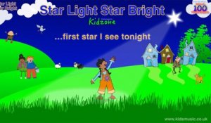 Kidzone - Star Light Star Bright