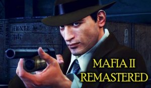 MAFIA 2 REMASTERED - TRAILER DE GAMEPLAY