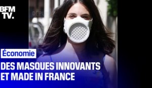 Masques: des modèles high-tech et made in France