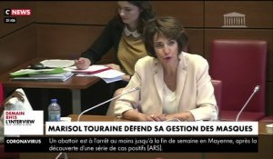 Stocks de masques : Après Buzyn, Touraine et Bachelot entendues
