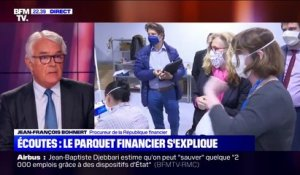 "Pour son patron, ""le parquet national financier n'a rien à cacher"""