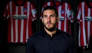 "Ligue des Champions - Koke : ""S'adapter à la nouvelle situation du tournoi"""