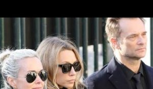 ✅  Affaire Hallyday : Laeticia a « commis l'irréparable », selon Laura Smet