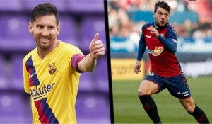 FC Barcelone-Osasuna : les compositions probables