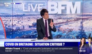 Covid en Bretagne: situation critique ? (4) - 17/07