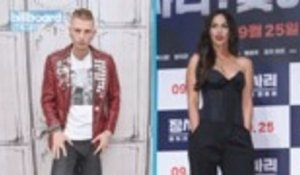 Megan Fox and Machine Gun Kelly Are Instagram Official | Billboard News