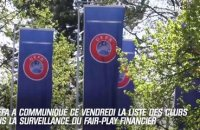 UEFA : Sanctions surprises infligées par le fair-play financier à Lille