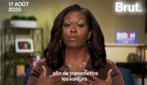 L'importance de l'empathie selon Michelle Obama