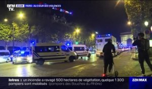 Paris : au cœur des violences