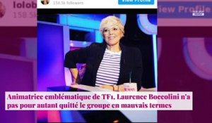Laurence Boccolini rejoint France 2 : la direction de TF1 réagit à son départ