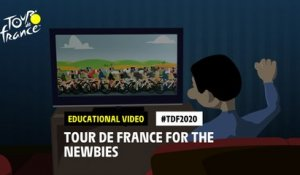 #TDF2020 Le Tour de France for newbies