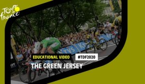 #TDF2020 How does the Green Jersey work ?